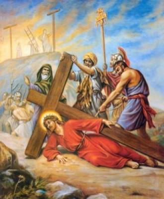 Via Crucis fino a Pasqua - IX Stazione