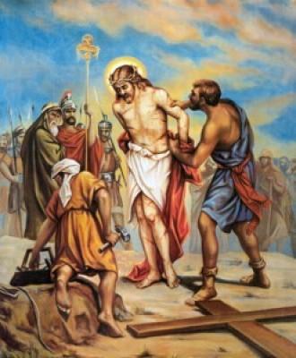 Via Crucis fino a Pasqua - X Stazione