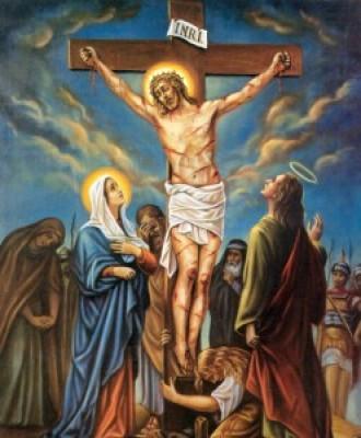 Via Crucis fino a Pasqua - XII Stazione