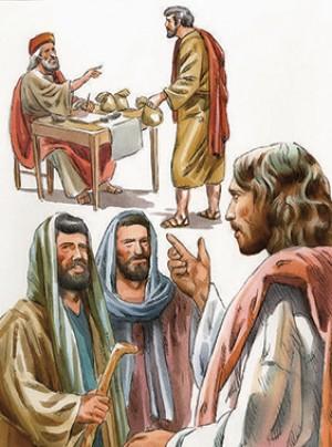 Nessuno può servire a due padroni: Dio e il denaro