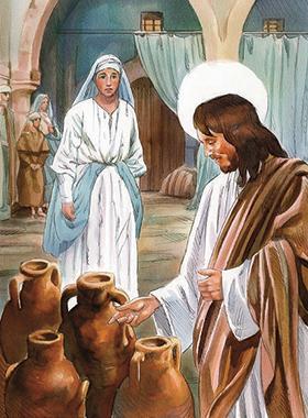 Gesù in famiglia
