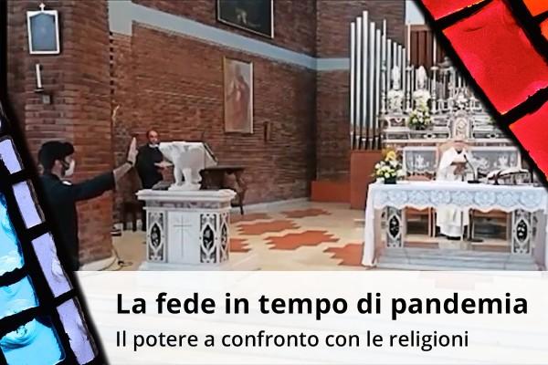 Il potere a confronto con le religioni