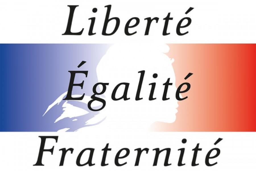 Fraternitè, egalitè, libertè