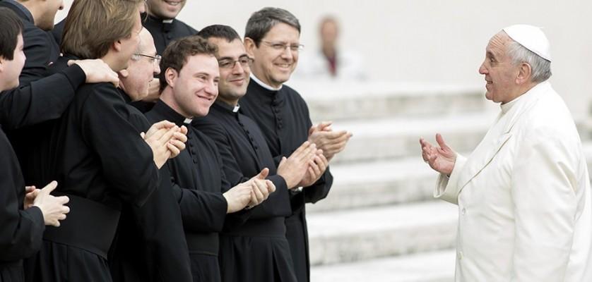 Perchè i preti non si sposano?