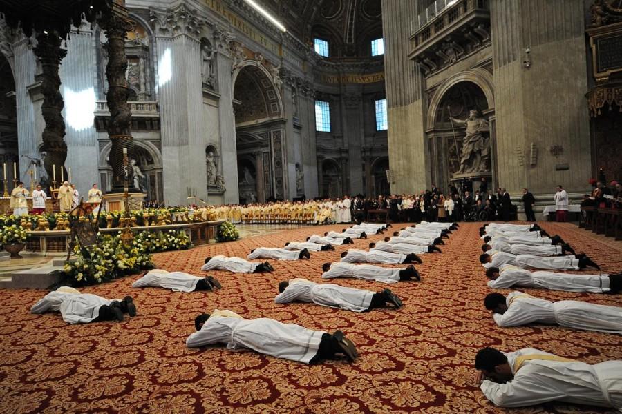 Perchè mancano le vocazioni sacerdotali?